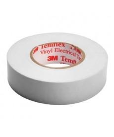 Taśma izolacyjna temflex 1300 19x20 biała 3m de272962825