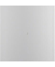 B.IQ Przycisk 1-krotny standard, aluminium