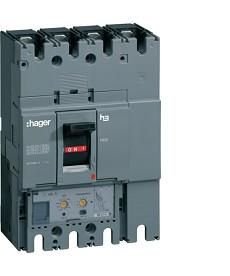 Wyłącznik mocy h630 4P 50kA 630A LSI