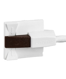Kaseta odpływowa L3+N+PE kabel 0,8m 10A SCHNEIDER KBC10DCS301