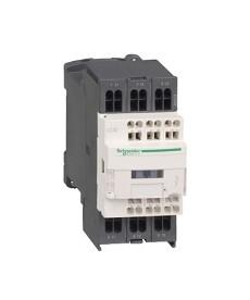 Stycznik mocy TeSys D AC3 9A 3P 1NO 1NC cewka 220VDC zaciski sprężynowe SCHNEIDE