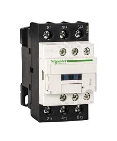 Stycznik mocy TeSys D AC3 32A 3P 1NO 1NC cewka 127VAC zaciski skrzynkowe SCHNEID