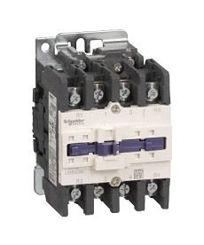 Stycznik mocy TeSys D AC3 80A 4P 2NO 2NC cewka 120VAC SCHNEIDER LC1D65008G7