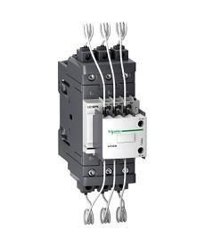 Stycznik do baterii kondensatorów TeSys D 33,3 kvar 3P cewka 440VAC SCHNEIDER LC