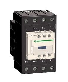 Stycznik mocy TeSys D AC1 60A 4P 1NO 1NC cewka 200VAC zaciski EVK skrzynkowe SCH