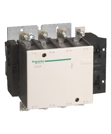 Stycznik mocy TeSys F AC1 315A 4P 1NO 1NC cewka 24VDC SCHNEIDER LC1F2254BD