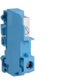 Zacisk szeregowy neutralny 10mm2 dla szyn zbiorczych 10x3mm
