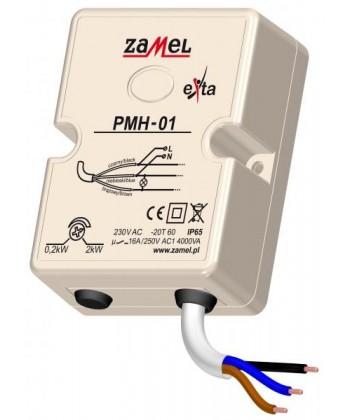 OGRANICZNIK MOCY 230V AC 0,2-2KW PMH-01 ZAMEL