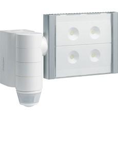 KNX RF lampa LED 60W, z czujnikiem ruchu 220°/360°, biały