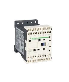 Stycznik mocy TeSys K 9A 3P 1NO cewka 24VDC zaciski sprężynowe SCHNEIDER LP1K091