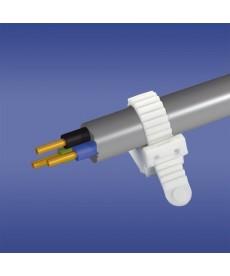 UCHWYT PASKOWY UP-22-B (1KPL100SZT) ELEKTRO-PLAST OPAT 12.1