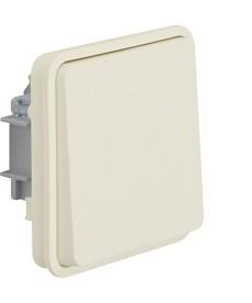 W.1 Łącznik krzyżowy IP55 biały