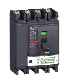 Wyłącznik Compact NSX400H Mirologic5.3A 400A 4P 4D SCHNEIDER LV432702