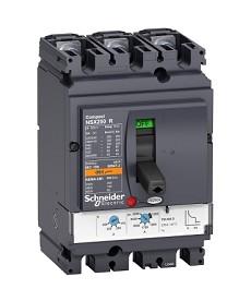 Wyłącznik Compact NSX250R TMD 125A 3P SCHNEIDER LV433470