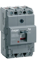 Wyłącznik mocy x160 3P 40kA 25A