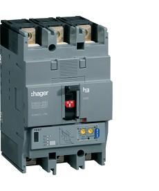 Wyłącznik mocy h250 3P 70kA 250A LSI