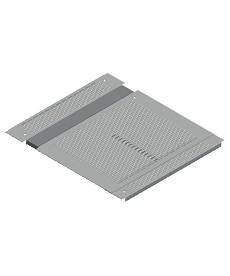 Wentylowana płyta kablowa do Thalassa PLA 600x 1000mm SCHNEIDER NSYECV6101