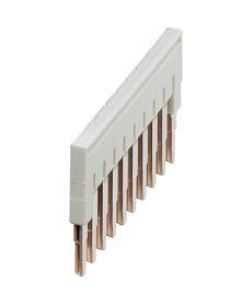 Mostek do zacisków śrubowych 10 punktowy 2,5mm2 SCHNEIDER NSYTRAL210GR