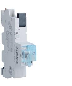 Wyłącznik selektywny SLS, 1P Cs 35A, szyny 40mm-12x5/10mm L3