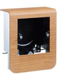 SL Pusty nośnik urządzeń 20x55, fi60, buk
