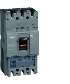 Wyłącznik mocy h400 3P 25kA 400A TM