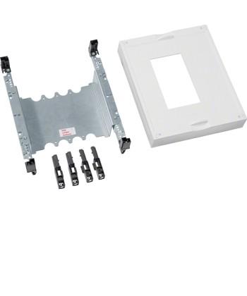 BLOK UNUVERS N 300X250MM DO MCCB X250A +M HAGER UK21B2M