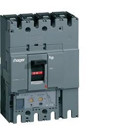 Wyłącznik mocy h630 4P 70kA 400A LSI