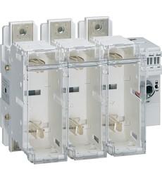 Rozłącznik izolacyjny z bezpiecznikami 3-polowy NH1 250 A