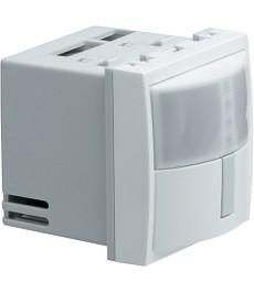 Czujnik ruchu do lamp żarowych, halogenowych; 500-1000W; Systo; 2 moduły; biały;