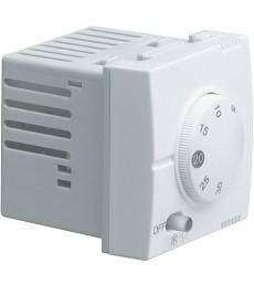 Regulator temperatury pomieszczenia, Systo; 2 moduły; biały