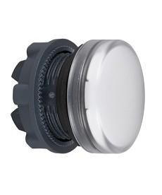 Lampka sygnalizacyjna Ø22 biała LED okrągła plastikowa SCHNEIDER ZB5AV013TQ