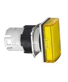 Lampka sygnalizacyjna żółta LED prostokątny SCHNEIDER ZB6DV5