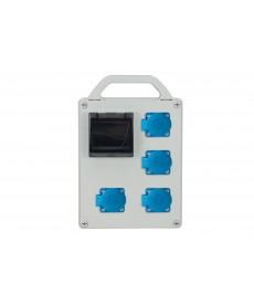 R-BOX 240R 4S, 4x250V, puste okno