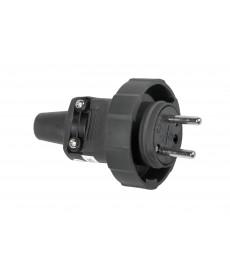 Wt czka gumowa przenośna 250V, 16A, IP 65