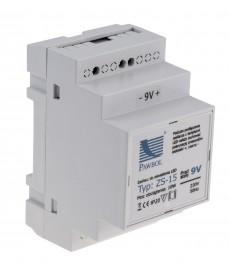 zasilacz LED, t p ZS-15, 9V, 10W (na sz nę TH)
