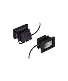 Naświetlacz Powe LED moc10W,długość kabla15cm,strumień świetln 600-700lm biał