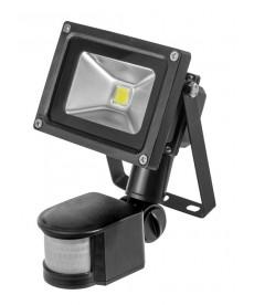 Naświetlacz Powe LED moc10W,długość kabla15cm,strumień świetln 600-700 lm z czu