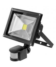Naświetlacz Powe LED moc20W,długość kabla30cm,strumień świetln 1200-1400 lm z c