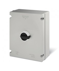 Wyłącznik 3P 63A IP65 standard SCAME 590.GE6303