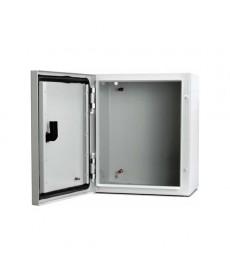 Rozdzielnica metalowa z panelem montażowym SCAME 655.1008025