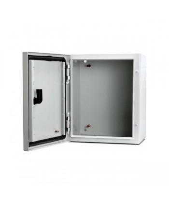 Rozdzielnica metalowa z panelem montażowym SCAME 655.504015