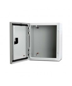 Rozdzielnica metalowa z panelem montażowym SCAME 655.606025