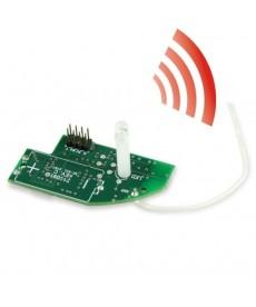 Bezp. moduł RF do czujników dymu, Ei-seria PROFES