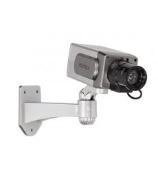 Atrapa kamery monitoruj. CCTV z czujnikiem ruchu