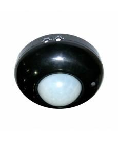 Czujnik ruchu 360st. IP20, 1200W, czarny