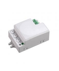 Mikrofalowy czujnik ruchu MINI, IP20, 500W
