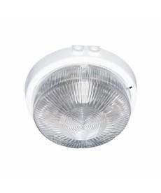 Oprawa oświetl. AUTAN, 100W, IP44, szkło, dław.
