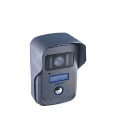 Wideo kaseta z kamerą, kolor wandaloodporna, EQUES