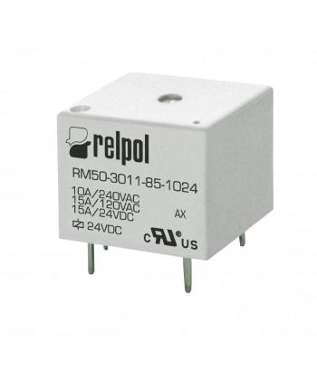 Przekaźnik elektromagnet czn , miniaturow , do obwodu drukowanego (sugar cube re