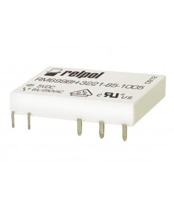Przekaźnik elektromagnet czn , miniaturow , wersja pozioma, do obwodu drukowaneg